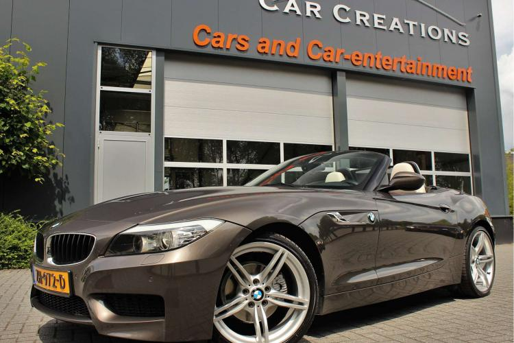 BMW Z4 Roadster 2.3i M-Sport, 19 Inch, Design Pure White