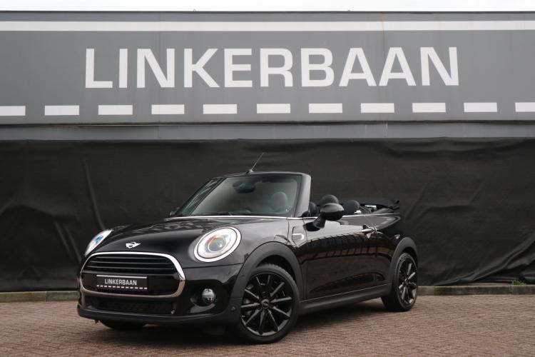 MINI Cabrio  1.5 Cooper 136pk | LED | Navi