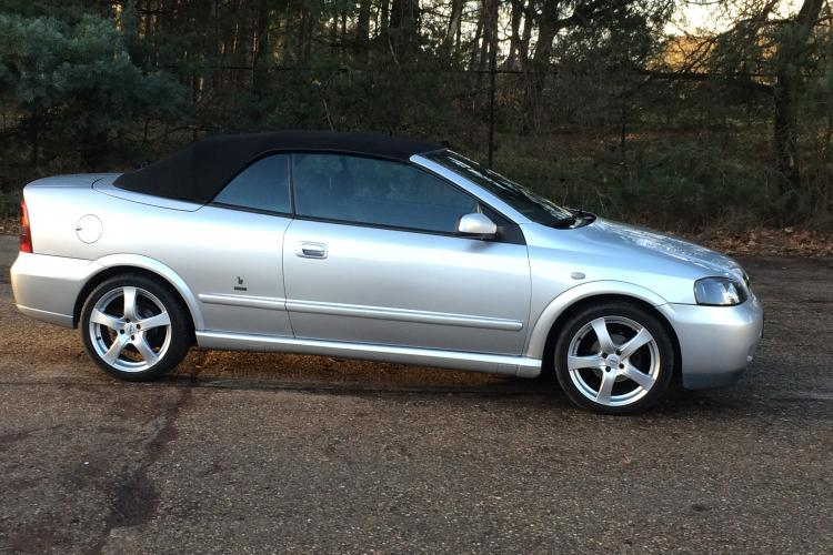 Youngtimer Opel Astra 2002