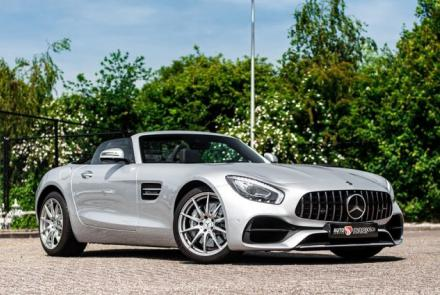 AMG GT Roadster 4.0 476pk